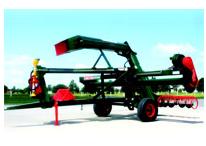 Extractora de granos para bolsas de 9 y 10 pies