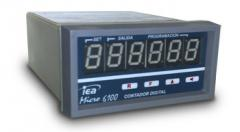 Contador Programable De 6 Digitos - Micro 6100