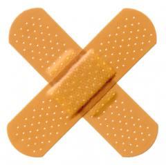 Tiras de cierre de heridas