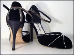 Zapato de Gamuza A98