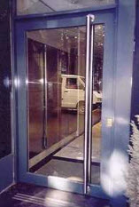 Puerta Blindada Vidriada RB1 / RB2/ RB3