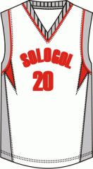 Camiseta de basquet