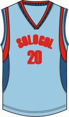Camiseta de basquet 2