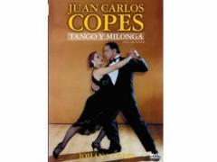 DVD Tango y milongas