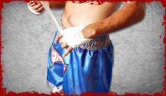 Short Kick Boxing - Muay Thai - Box