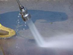 Waterjet (corte por chorro de agua)