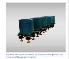 Reactores limitadores de corriente