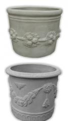 Macetas de cemento (Cilindro Verona y Cilindro