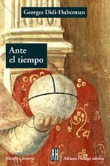 Colección Filosofía e Historia - Ante el Tiempo