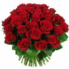 Ramo de 24 rosas de 40cm