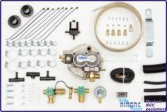 Fuel automobile aggregates