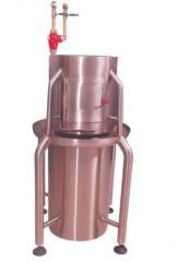 Maquina Centrífuga de Plato, de 420 mm de