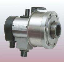Cilindro rotativo de accionamiento hidráulico