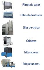 Sistema de Aspiracion y Reciclaje de Material