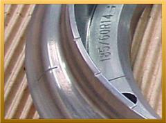 Anillos de Moldes para Industria del Neumático