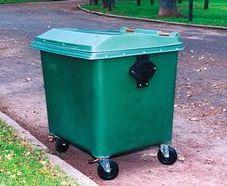 Compro Contenedor para residuos