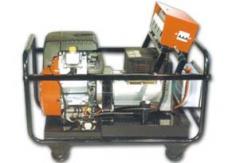 Electrogenos con motores Honda GX 620