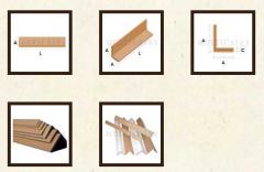 Esquineros de Cartón Rígido (en ángulo)