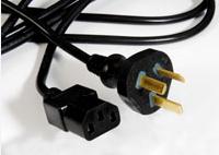 Cordón de alimentación estándar C13
