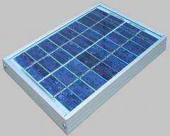 Módulo fotovoltaico policristalino de alto