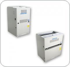 Calefactores de aire a gas - Línea CG