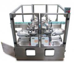 Sistema Rotativo de Etiquetado Envolvente KER - 01