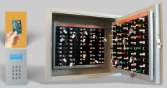 Sistema de Control de Llaves Semi- electronico
