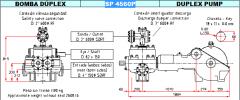 Bomba duplex sp 4560p