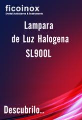 Lámpara de Luz Halógena SL900L
