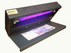 Bank note detector