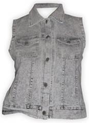 Jeans vests
