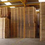 Pallerts de madera normalizados