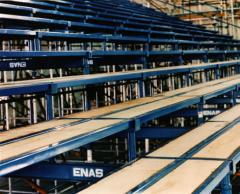 Tribunes for viewers