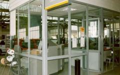 Tabiques Divisorios de Aluminio