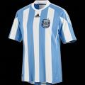 Camiseta argentina titular 2010