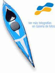 """El Kayak Single Super Especial """"Baum"""""""