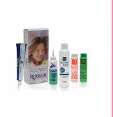 Dyed hair colour protection shampoo