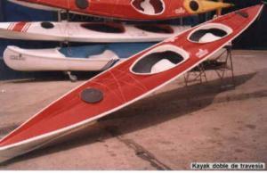 Kayak Doble de Travesía