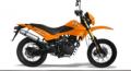 Motocicleta  Enduro SMX 200