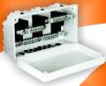 Cajas de Distribución de Acometidas - Montaje en Vano de Cable