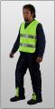 Indumentaria de seguridad de alta visibilidad