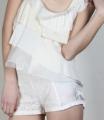 Shorts de Alta Costura