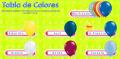 Golobos de varios colores