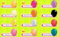 Globos para fiestas/ eventos