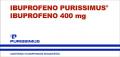 Antiinflamatorio Analgésico Antipirético Ibuprofeno Purissimus