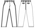 Ombu Indumentaria Profesional - Pantalón de Trabajo