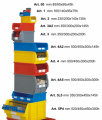 Contendores Plásticos (en polipropileno) Compat