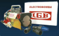 Electrobomba Autocebante para Gas-oil
