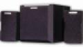 Parlantes 2.1 Edifier X400 2x6w + Sub 12w RMS Negro
