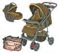 Coches  Travel System BE617 A / B / AC